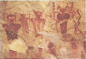 Sego Canyon Rock Art